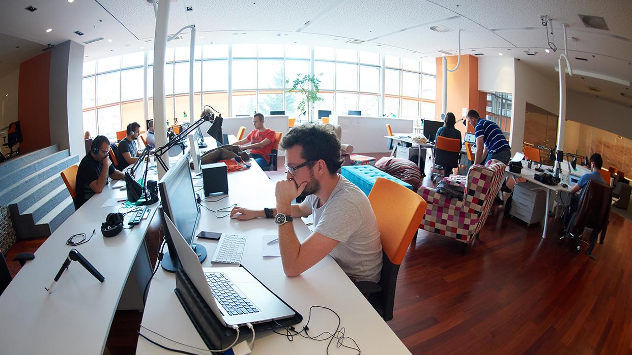 Fotolio StartUp team