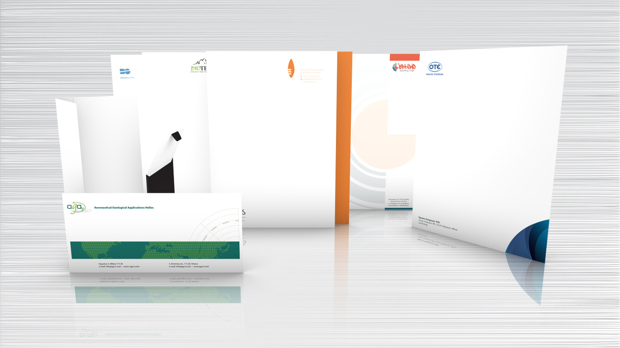 fotolio ektyposeis etairikh taytothta 1stProduct LetterHead Envelope