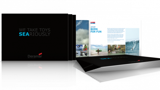 fotolio ektyposeis promotion polyselida brochures sample deramar01