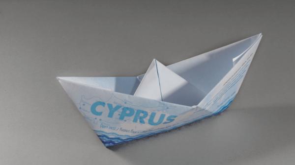 Fotolio erga ektyposeis leaflet beach cyprus