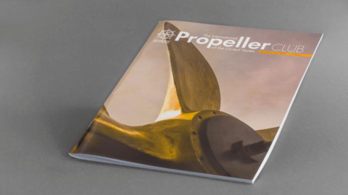 Fotolio erga ektyposeis periodika newsletters magazine propeller club