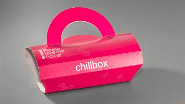 Fotolio erga ektyposeis syskevasia promo packaging chillbox